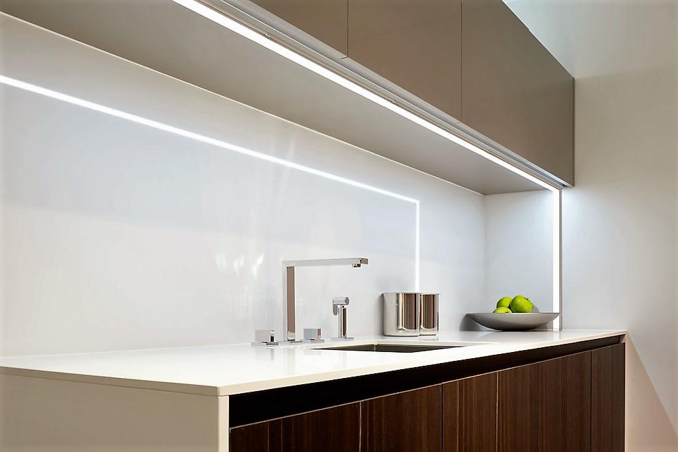 Led világítás a lakásban